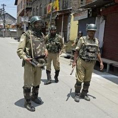 J&K Police seek Centre's sanction to prosecute 23 Army personnel accused of killing a lecturer