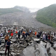 China: Around 140 feared killed in Sichuan province landslide
