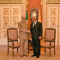 Modi arrives in Portugal, holds talks with PM Costa; to begin US visit tomorrow