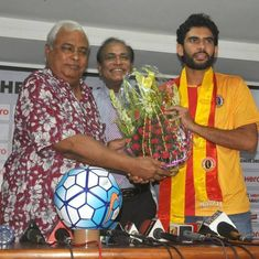 The East Bengal assignment may be Khalid Jamil's biggest challenge till date