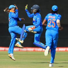 ICC Women's World Cup: India skipper Mithali Raj credits openers, spinners for easy win over England