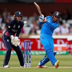 Women's World Cup: Smriti Mandhana's emphatic return from injury shows she's just getting started