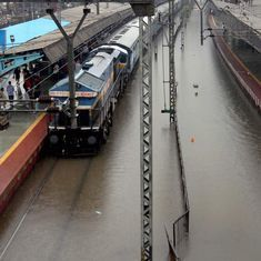 Rain lashes Mumbai, IMD predicts heavy downpour in the next 24 hours