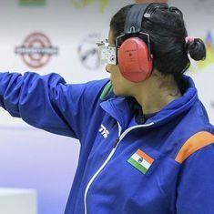 Akhil Sheoran, Yashaswini Singh Deswal claim top prizes at All India shooting meet