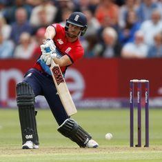 Dawid Malan in great form but tough to break into ODI team, says England coach Chris Silverwood