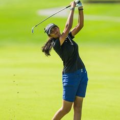Aditi Ashok tied-36th after first round at the LPGA Tour Championships