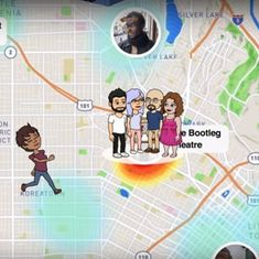 Snapchat's Snap Map has critics worried about user safety