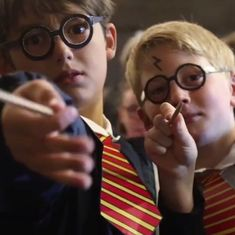 Watch: The largest gathering of people dressed as Harry Potter breaks a Guinness World Record