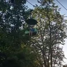 Watch: Crowd catches and saves teenage girl in scary fall from amusement park ride