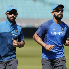 'Rahane is team's third opener': Kohli confirms Rohit, Dhawan will open against New Zealand