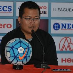 Ex-Lajong coach Thangboi Singto joins Kerala Blasters as assistant coach