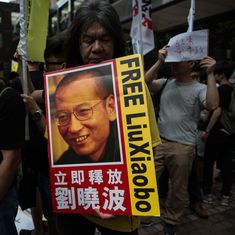 China: Nobel Prize winner Liu Xiaobo released from jail after being diagnosed with terminal cancer