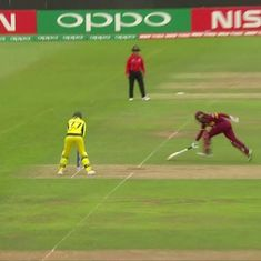 ICC Women's World Cup: Absence of third umpire denies Australia a clear run-out