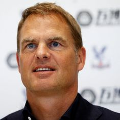 Football: Frank de Boer replaces Ronald Koeman as Netherlands' new head coach