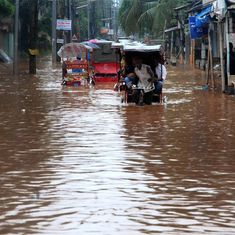 Floods in Assam leave around 11,700 people displaced, over a lakh affected