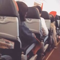 Watch: Passengers find their aircraft shaking violently in mid-air, pilot asks them to pray