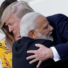 'India has achieved astounding growth,' says Donald Trump