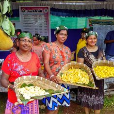 A festival in Goa shows that jackfruit (not mango) may be the king of fruits