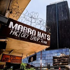 How a Gujarati immigrant went to Johannesburg and set up a legendary hat-making store