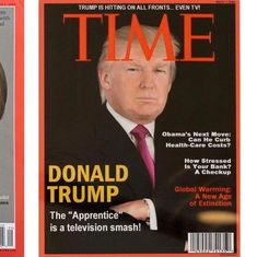 Time magazine asks Trump organisation to remove fake covers displayed at his golf clubs
