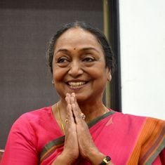 Former Lok Sabha Speaker Meira Kumar may get Rajya Sabha ticket with support from Congress, TMC