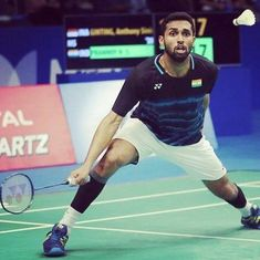 HS Prannoy, P Kashyap win first-round matches at Canada Open Grand Prix