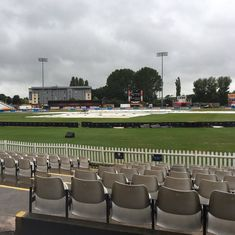 Women's World Cup: South Africa-New Zealand game washed out without a ball being bowled