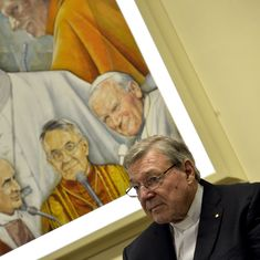 Vatican treasurer Cardinal George Pell takes leave of absence after being charged with sex offences