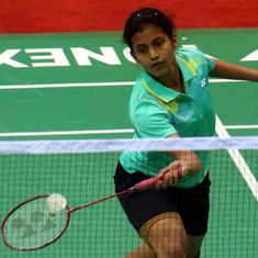 Syed Modi International badminton: Rituparna Das knocked out in semi-final by Thai teenager Chaiwan