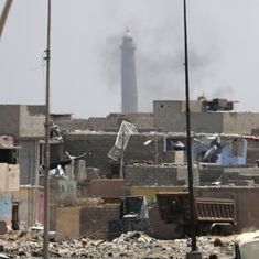 'Their fictitious state has fallen': Iraqi military captures Mosul mosque from Islamic State