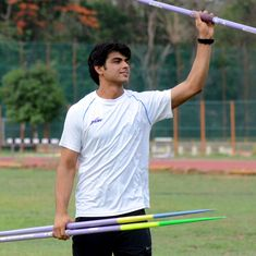 Neeraj Chopra suffers a groin injury at Zurich Diamond League meet, finishes seventh