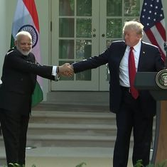 From handshakes to hugs: Modi's US visit has ensured there are no more 'hesitations of history'