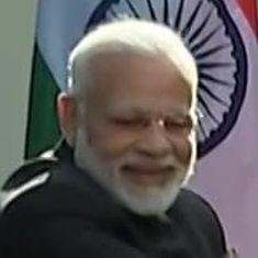 अगर ट्रंप या नेतन्याहू ने प्रधानमंत्री मोदी के सिर पर छतरी लगाई होती