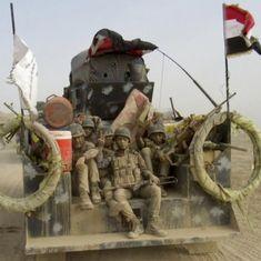 मोसुल की आजादी के साथ इराक ने आईएस की खलीफत के खात्मे का ऐलान किया