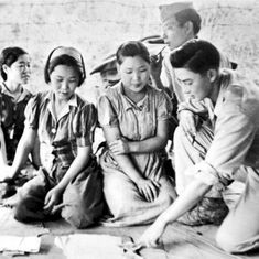 Video: Were South Korean women abducted and supplied to Japanese soldiers during World War II?