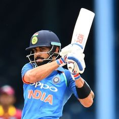 Data check: Three charts that show how quickly Kohli is catching up with Tendulkar