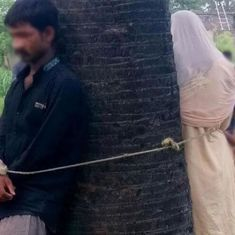 Bihar: Couple tied to tree, severely thrashed allegedly on panchayat orders