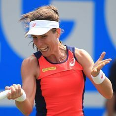 After crushing Serena, Konta moves to  quarters of San Jose WTA with another straight-sets win