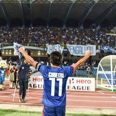 Big boost for Bengaluru FC as club retain Sunil Chhetri and Udanta ahead of ISL debut
