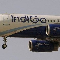 IndiGo flight makes emergency landing at Delhi airport after crew notices fumes in cockpit