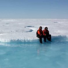 India has drafted an Arctic policy with the aim of understanding climate change and monsoon patterns