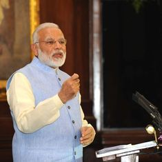 'Don't feel burdened by World Cup defeat': PM Narendra Modi to India women's cricket team