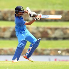 Rahane struggles as India B defeat India C by 30 runs to reach Deodhar Trophy final