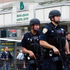 अमेरिका : अस्पताल में गोलीबारी, एक की मौत, छह घायल