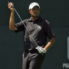 Golf: Hat-trick of birdies help Arjun Atwal stay in contention at 3M Open after third round