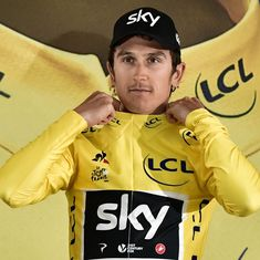Coronavirus: Praying and hoping that Tour de France goes ahead at some point, says Geraint Thomas