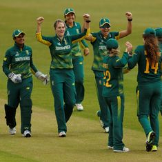 Women's World Cup: Dane van Niekerk takes 4/0, South Africa skittle West Indies out for just 48
