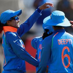 Pacer Mansi Joshi picked in India's T20I squad after Jhulan Goswami retires