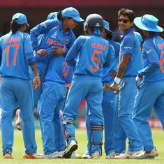 Women's World Cup: Ekta Bisht's 5/18 helps India bowl Pakistan out for 74, notch up 95-run win