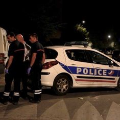 France: Eight injured after gunmen open fire on worshippers leaving a mosque in Avignon